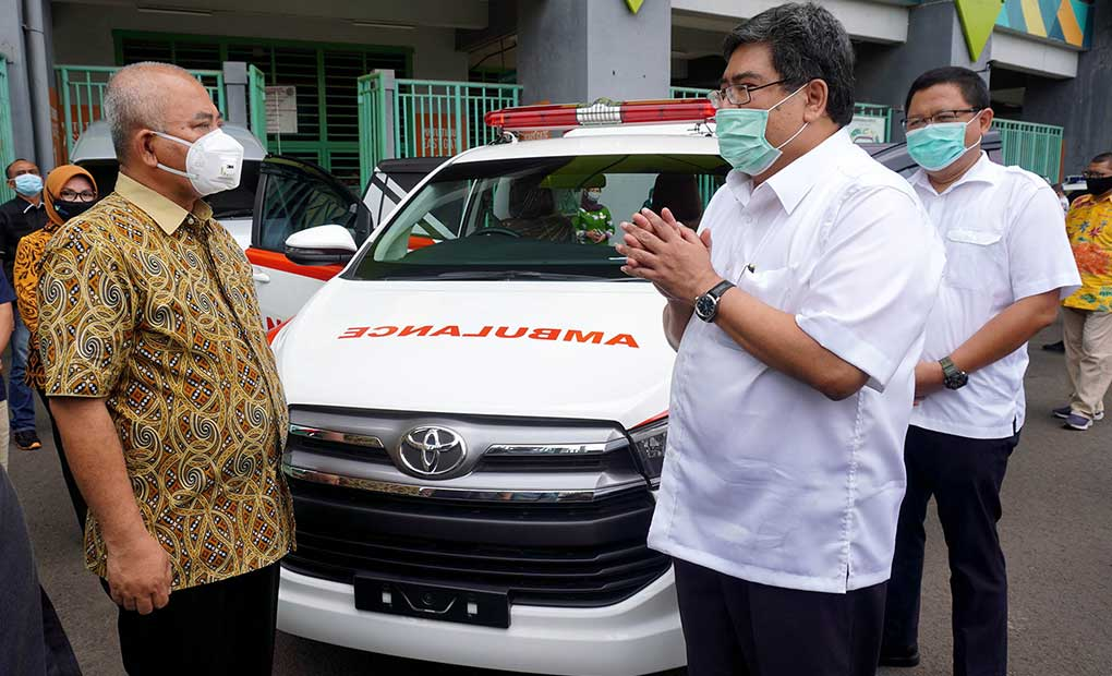 Covid-19 Assistance for Bekasi City Government
