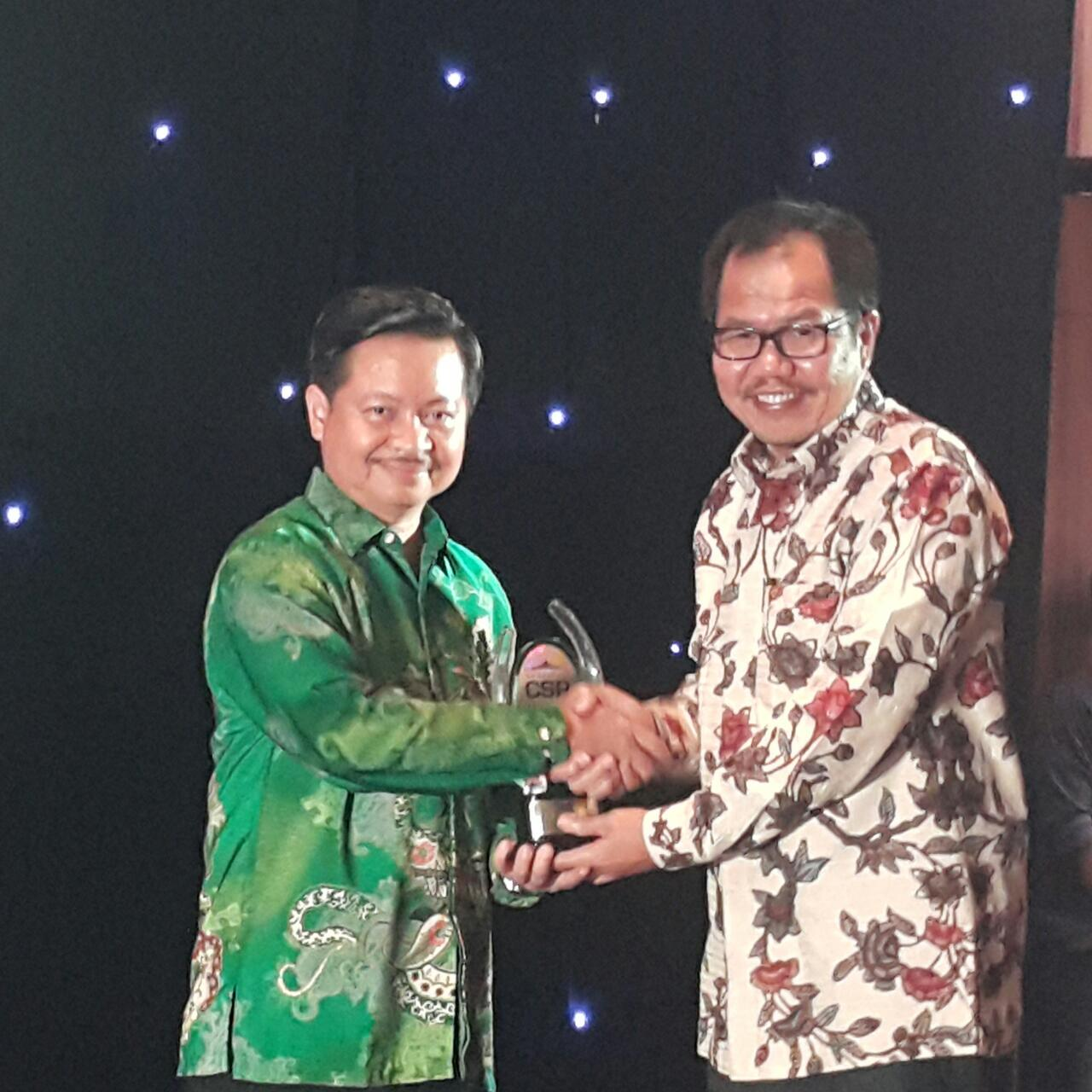 CSR Appreciation 2016' Sindo Award