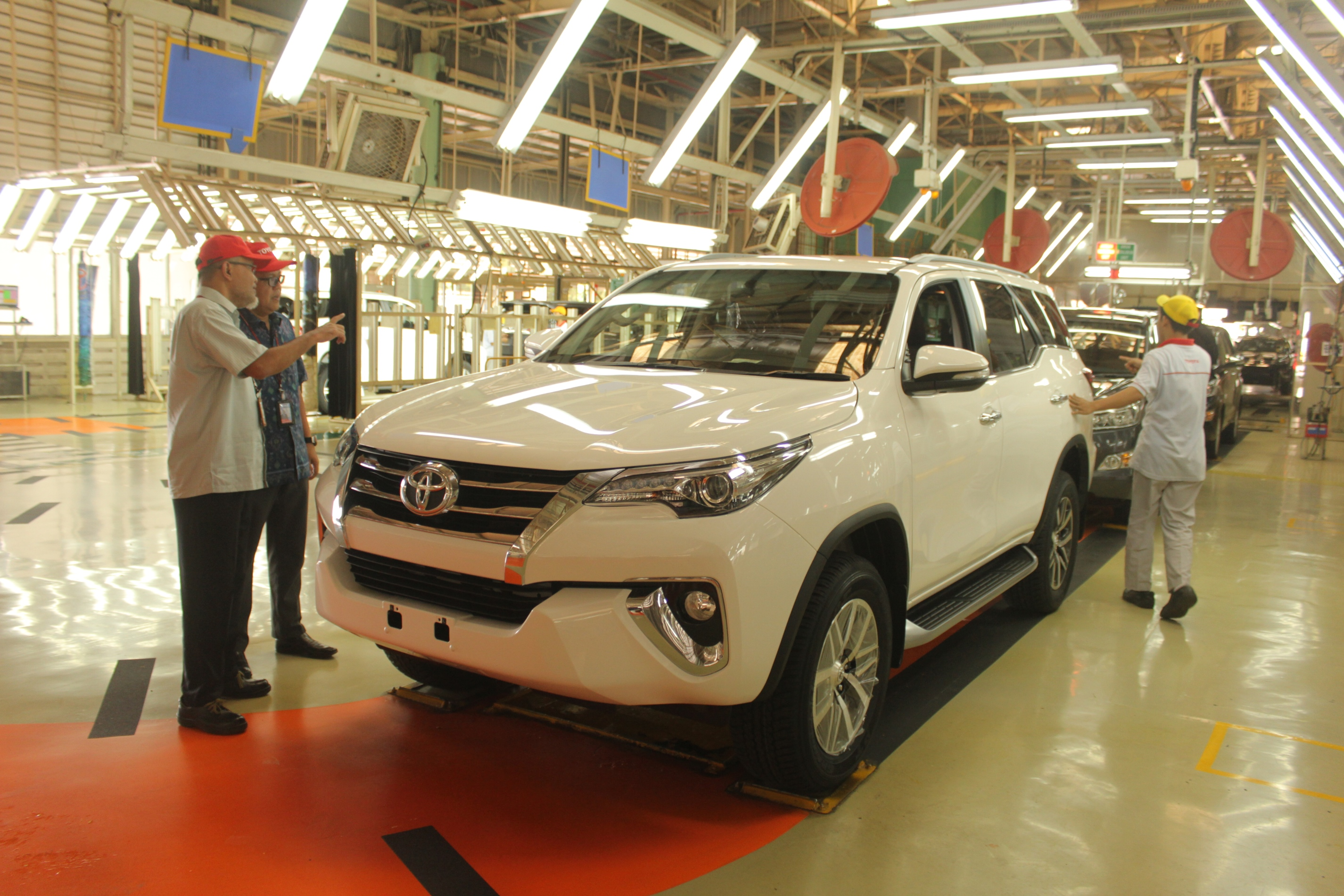 Local Content The All New Fortuner Reaches 75%