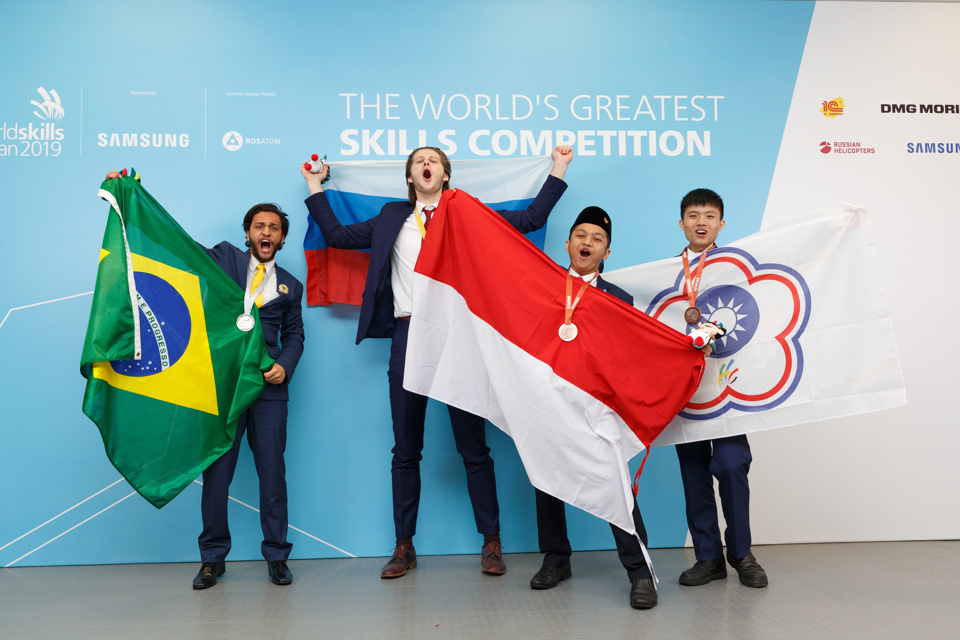 World Skills Competition 2019 Photos 1