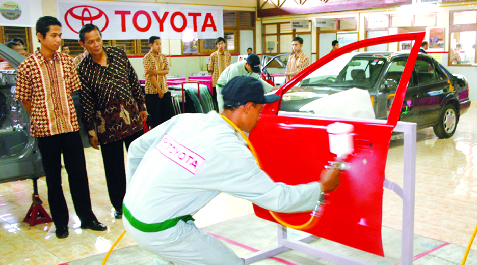 Education - Toyota Technician Education Program