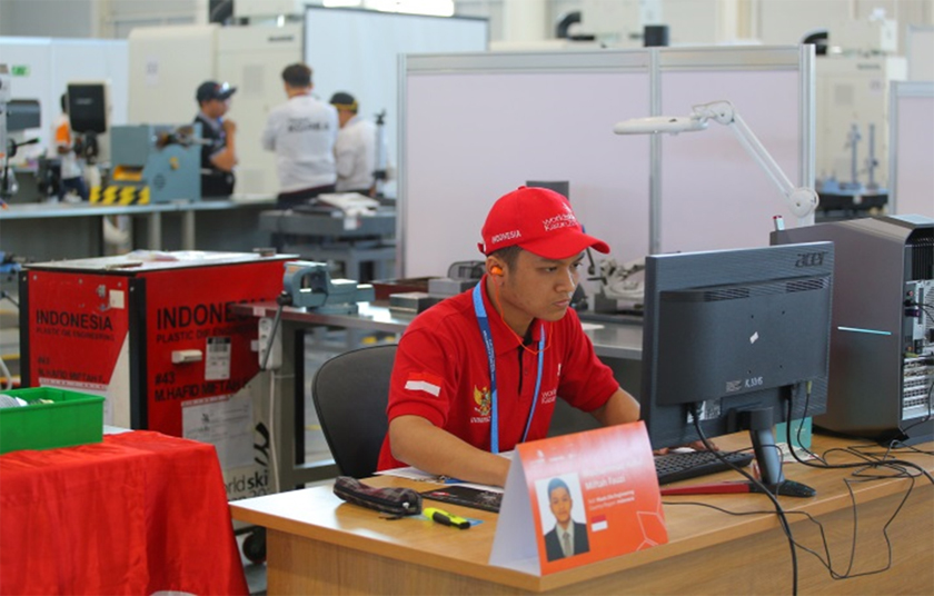 World Skills Competition 2019