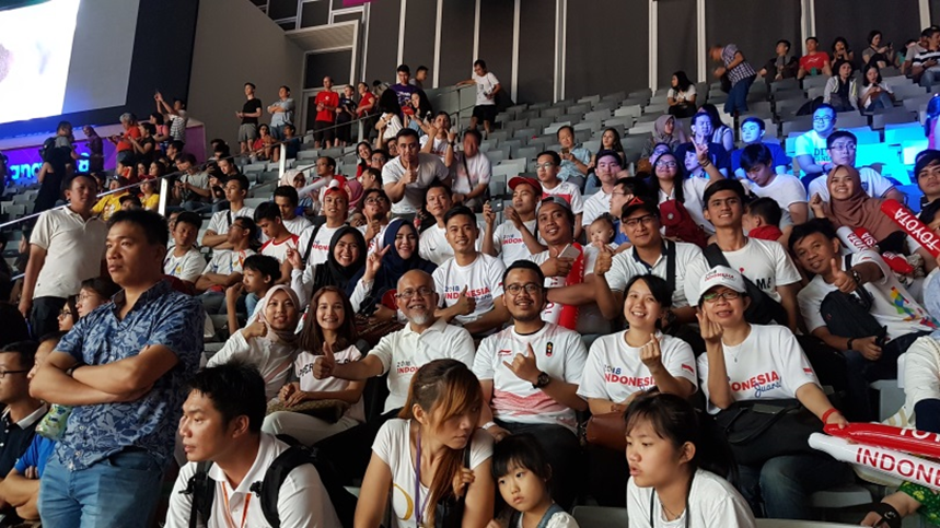 Toyota Indonesia Passionately Supports Asian Games 2018