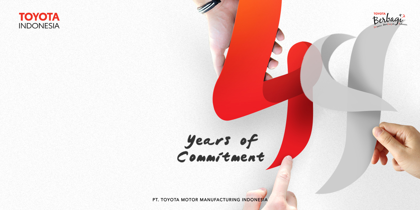 Celebrating 49 years of commitment