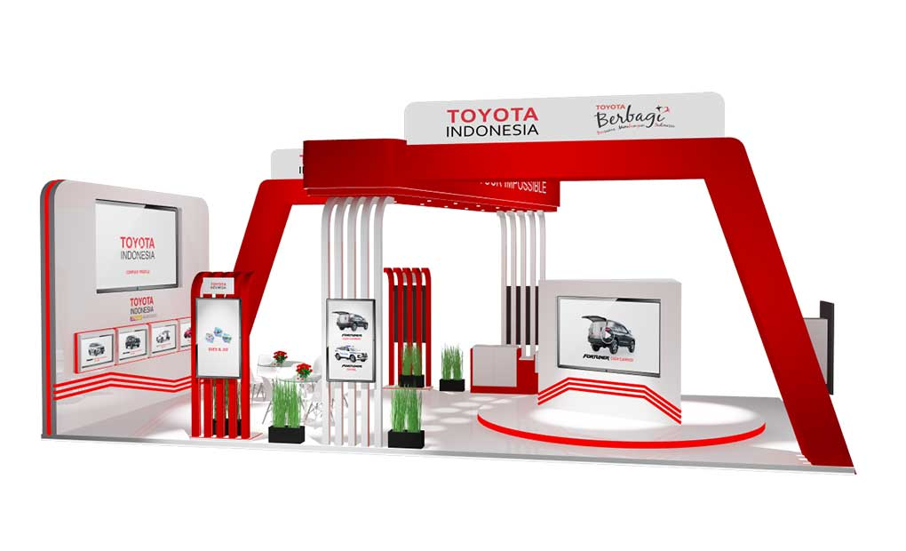 Automotive Industry Optimism in the 35th Indonesia Virtual Trade Expo
