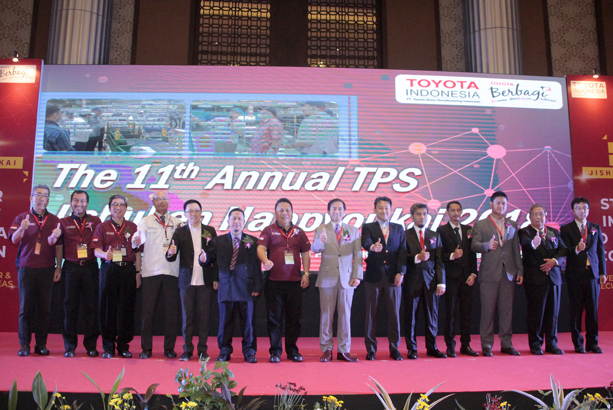 Preparing the Supply Chain for the Industrial Revolution 4.0 Toyota Promote