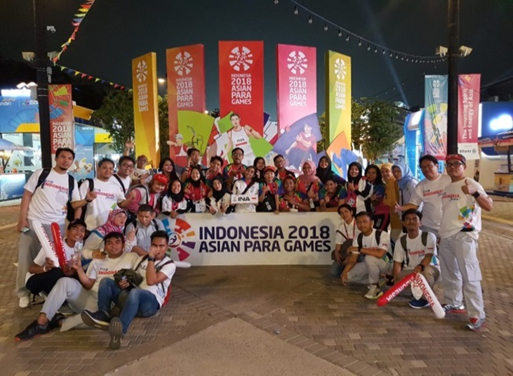 Toyota Indonesia Supports and Bring Toyota Berbagi Spirit In APG 2018