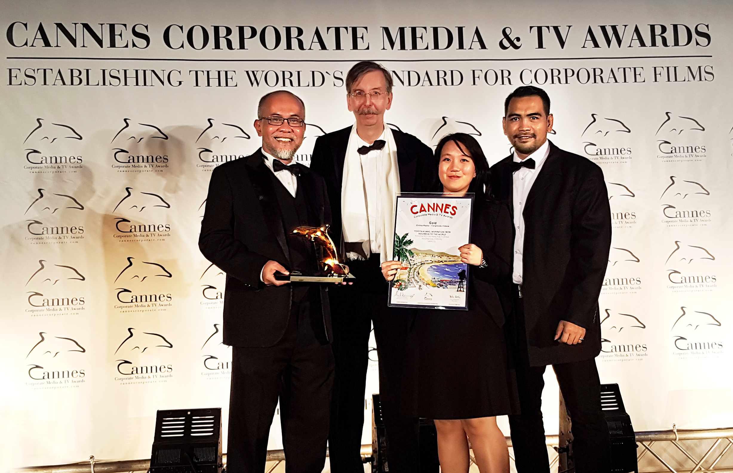 Cannes Corporate Media & TV Awards 2016