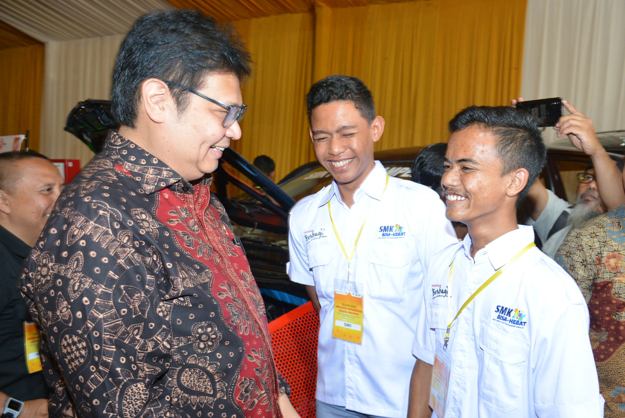 Vocational Education as The Main Gate to Create an Industrial Competitivene