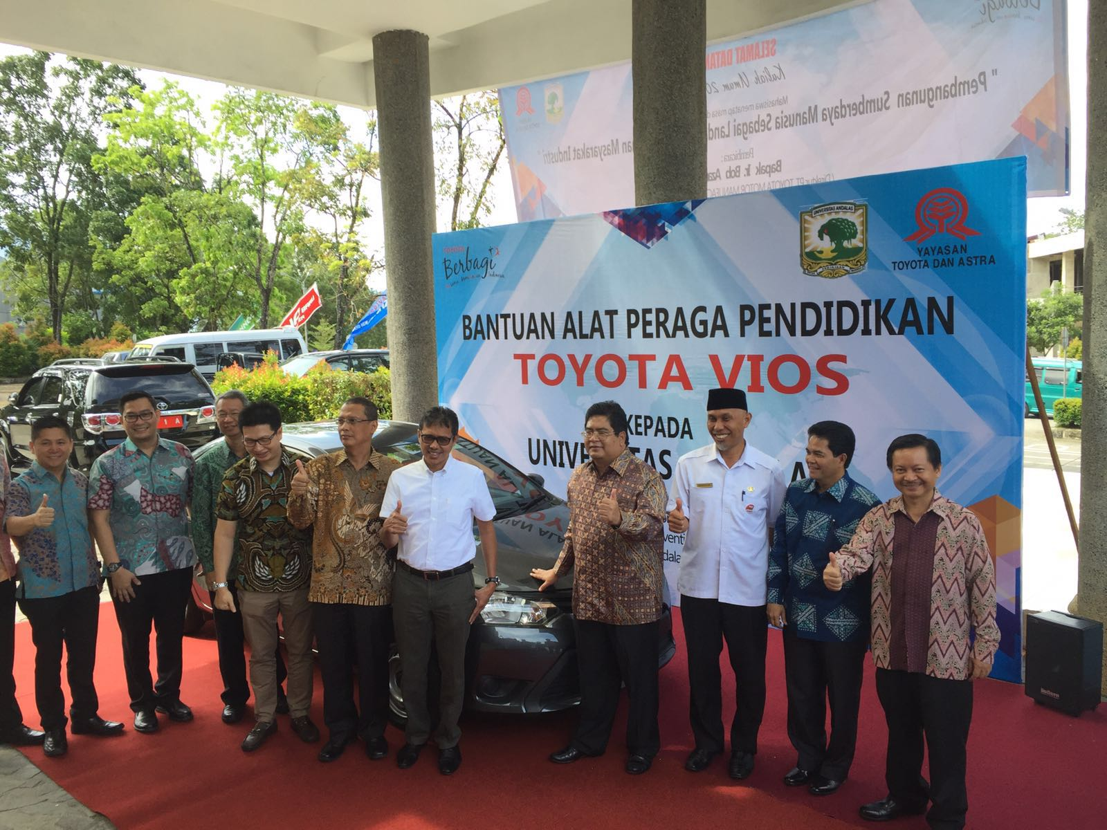 Toyota Indonesia Concern in Education Improvement for Indonesian Children