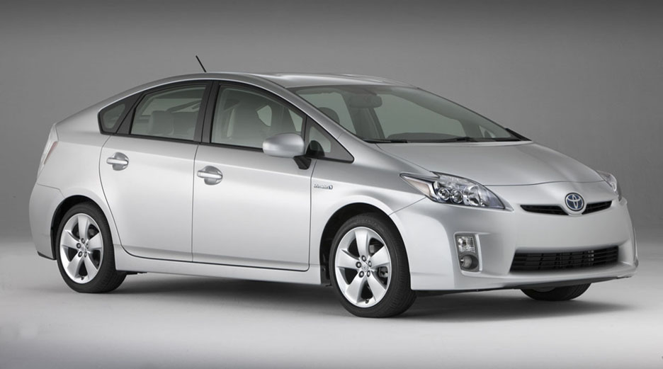 Prius Hybrid as our initiative for improving traffic safety
