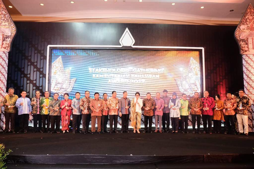 TMMIN Receieved the award for The Best Authorized Economic Operator Company