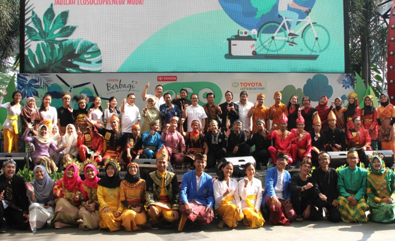 Penghargaan Toyota Eco Youth ke-11