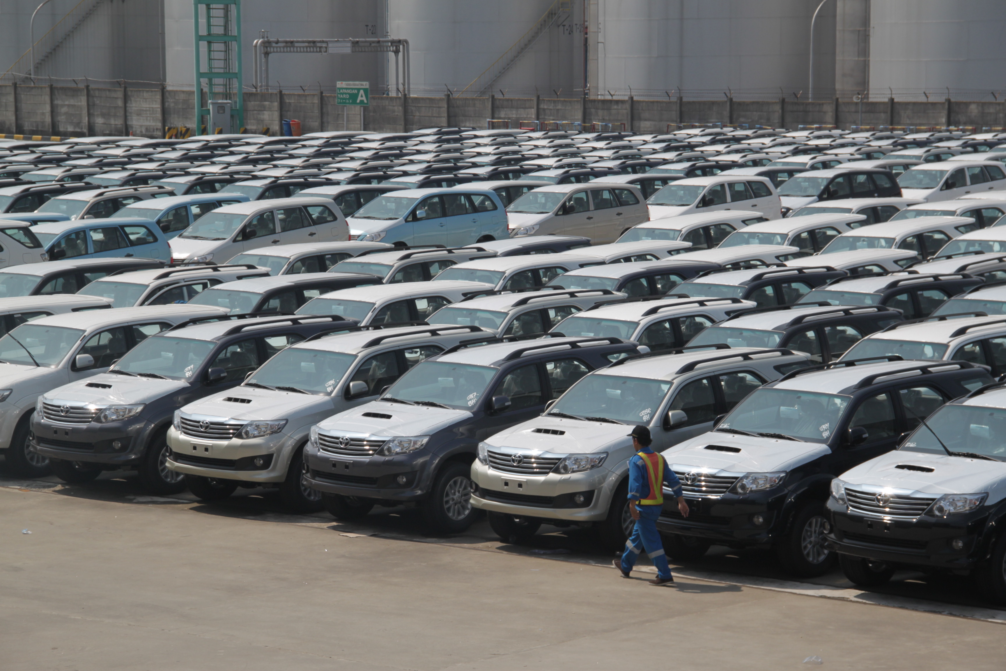 Toyota Indonesia Consistently Increase It's Export Volume