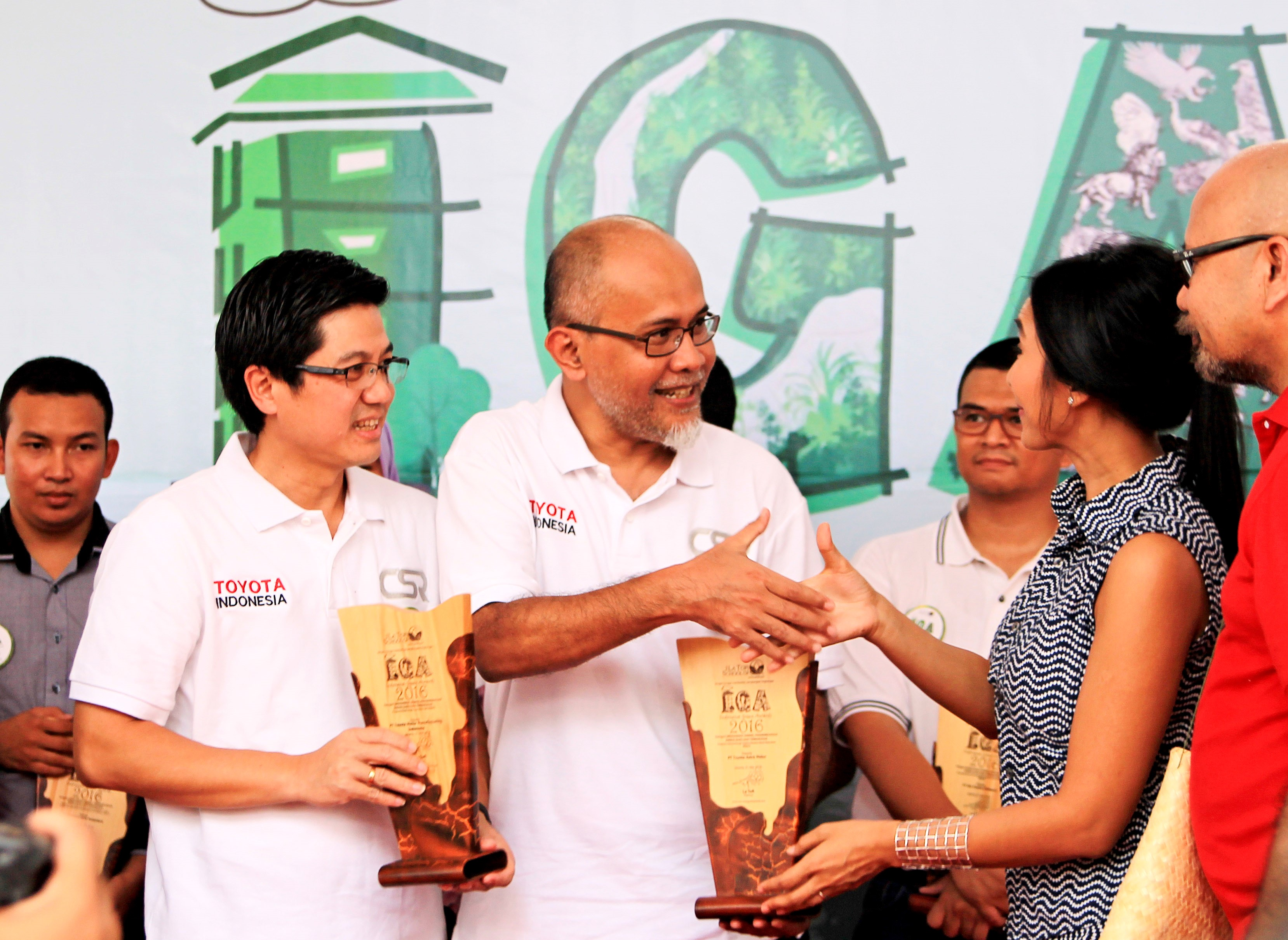 The Best Indonesian Green Award 2016