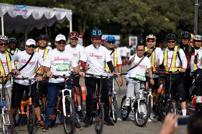 Toyota Indonesia Sport & Fun Day For Asian Games 2018