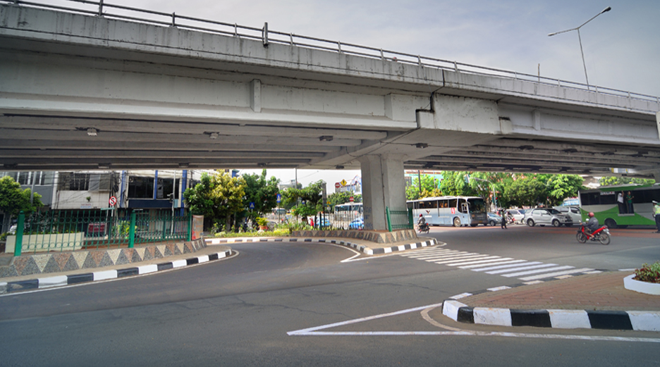 Traffic Safety - Mampang Intersection Improvement