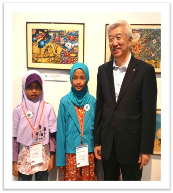 TCDAC 2015: Indonesia Got Two Medals!