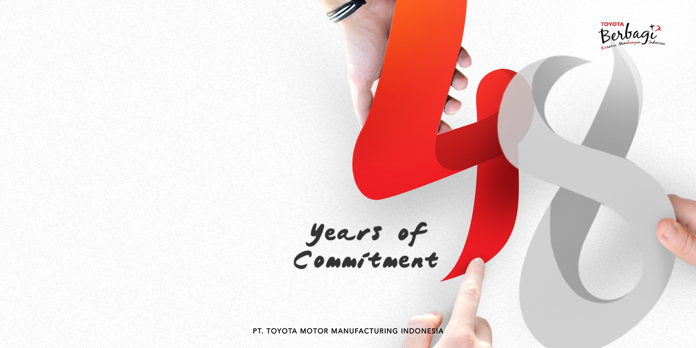 Celebrating 48 years of commitment