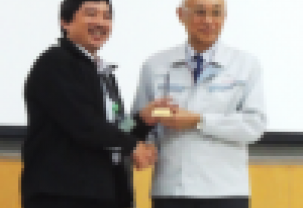 The Best Environment Management Company by Toyota Motor Asia Pasific