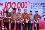Toyota Indonesia Stimulates Export