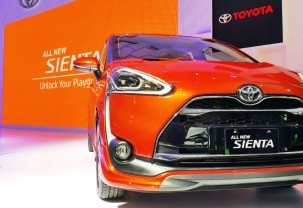Toyota Indonesia won 3 awards at the closing night of IIMS 2016