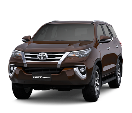 TMMIN Product Vehicle Fortuner