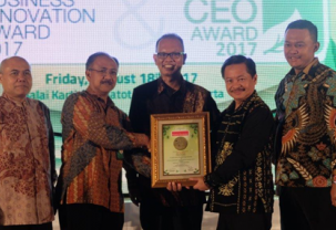 TMMIN Won Social Business Innovation & Green CEO Award 2017 for 7th Times