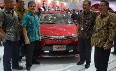 Vios Donation To UI 2014