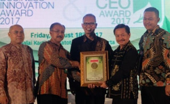 TMMIN once again earn Social Business Innovation Award 2017