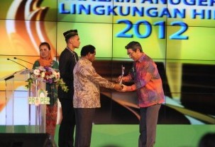 PROPER Award – GREEN by Ministry of Environment