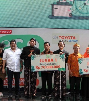TOYOTA ECO YOUTH AWARDING KE-11 Photo
