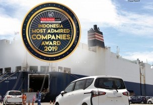 RECEIVED INDONESIA MOST ADMIRED COMPANY 2019