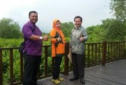 Toyota Forest Planting 10,000 trees in Mangrove Sights Surabaya
