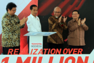 Toyota Indonesia Over 1 Million CBU Export Realization