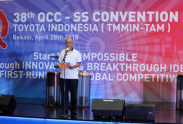 38th Toyota Indonesia QCC-SS Convention 2018