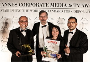 Gold Cannes Corporate Media & TV Awards – Corporate Video