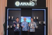 Bring Toyota to Win Awards from Bank Indonesia