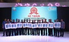 The 40th Years Anniversary of Toyota & Astra Foundation