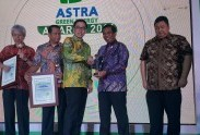 Astra Green Energy Awards 2016