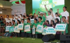 Green Geoneration of Toyota Eco Youth