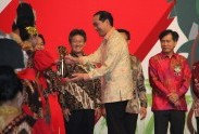5th Primaniyarta Award for PT Toyota Motor Manufacturing Indonesia